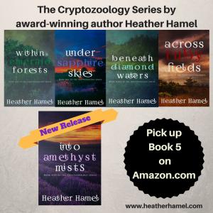 the-cryptozoology-series-by-award-winning-author-heather-hamel